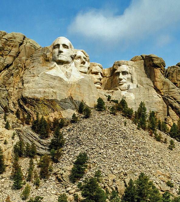Mt Rushmore | Great Faces Great Places