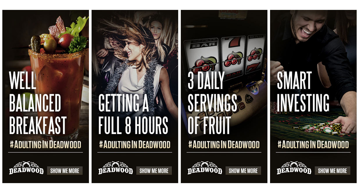 Website Banners | Adulting in Deadwood