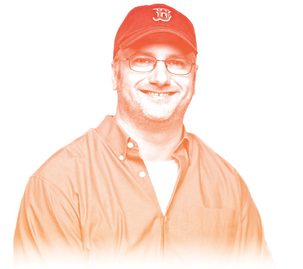 Adam Sherman - Professional Headshot
