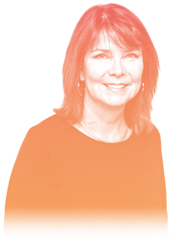 Candi Grossenberg - Professional Headshot
