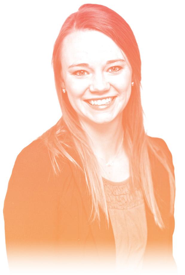 Carly Hegstad - Professional Headshot