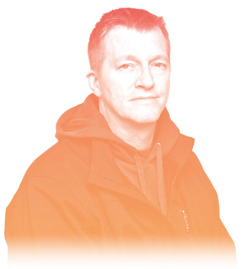 Chris Matheson - Professional Headshot