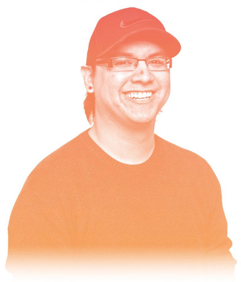 Dan Dismounts - Professional Headshot