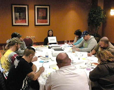 GOED focus group