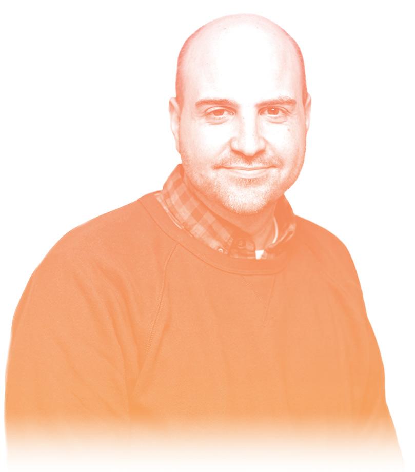 Joey Nielson - Professional Headshot