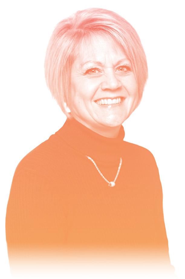 Kim Ringen - Professional Headshot
