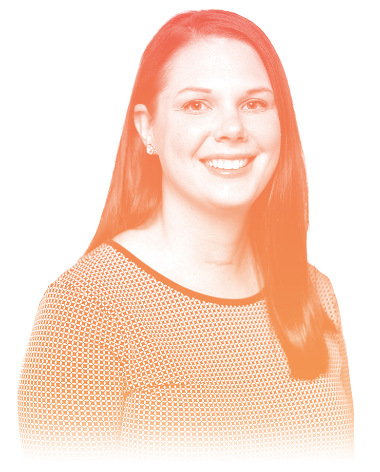 Kristy Laue - Professional Headshot