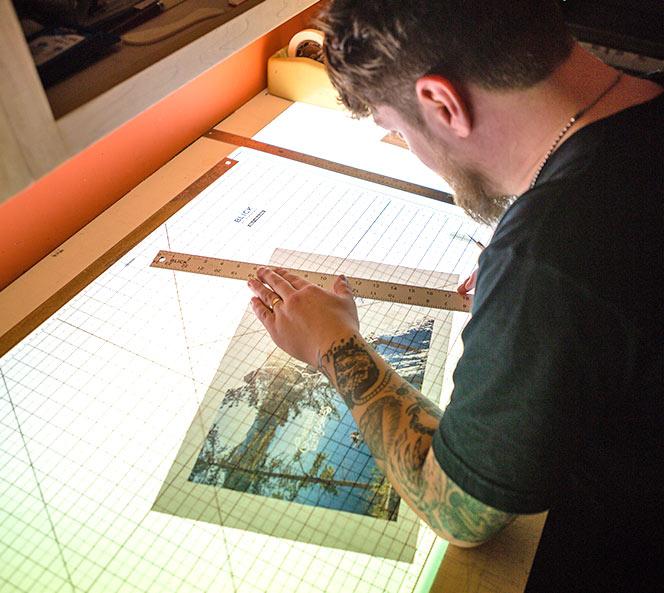 Design at Lawrence & Schiller