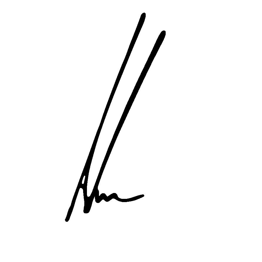 Adam Sherman Signature