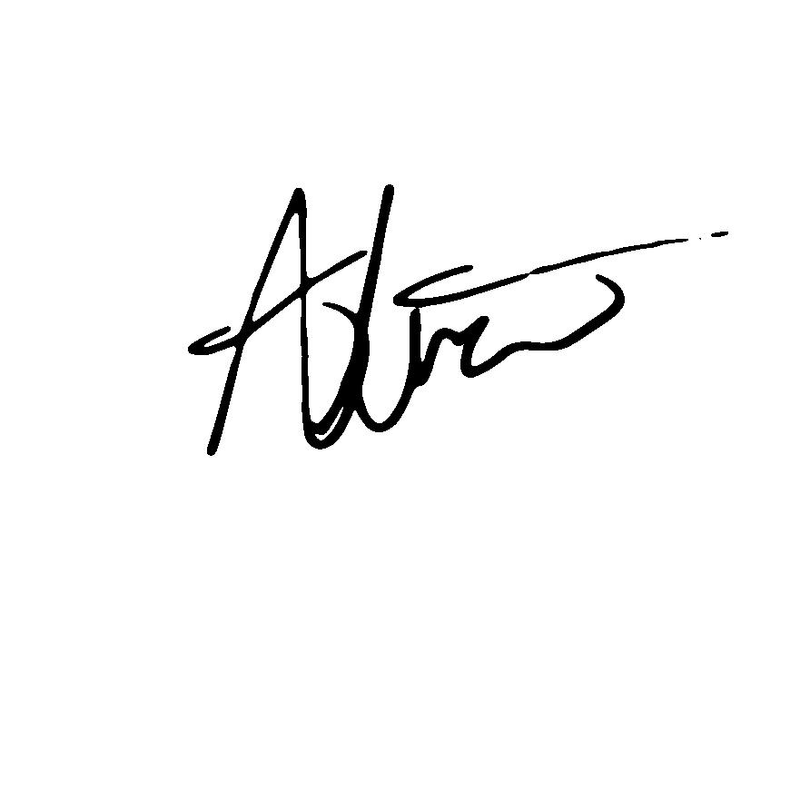 Alicia Doris Signature
