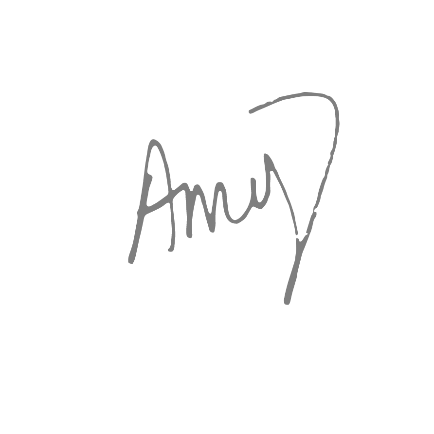 Amy DesLeuries Signature