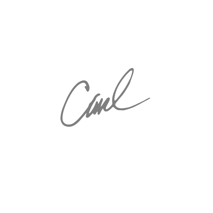 Carl Gorton Signature