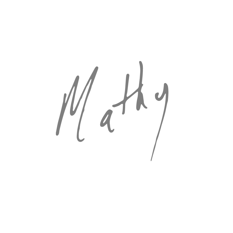 Christ Mattheson Signature