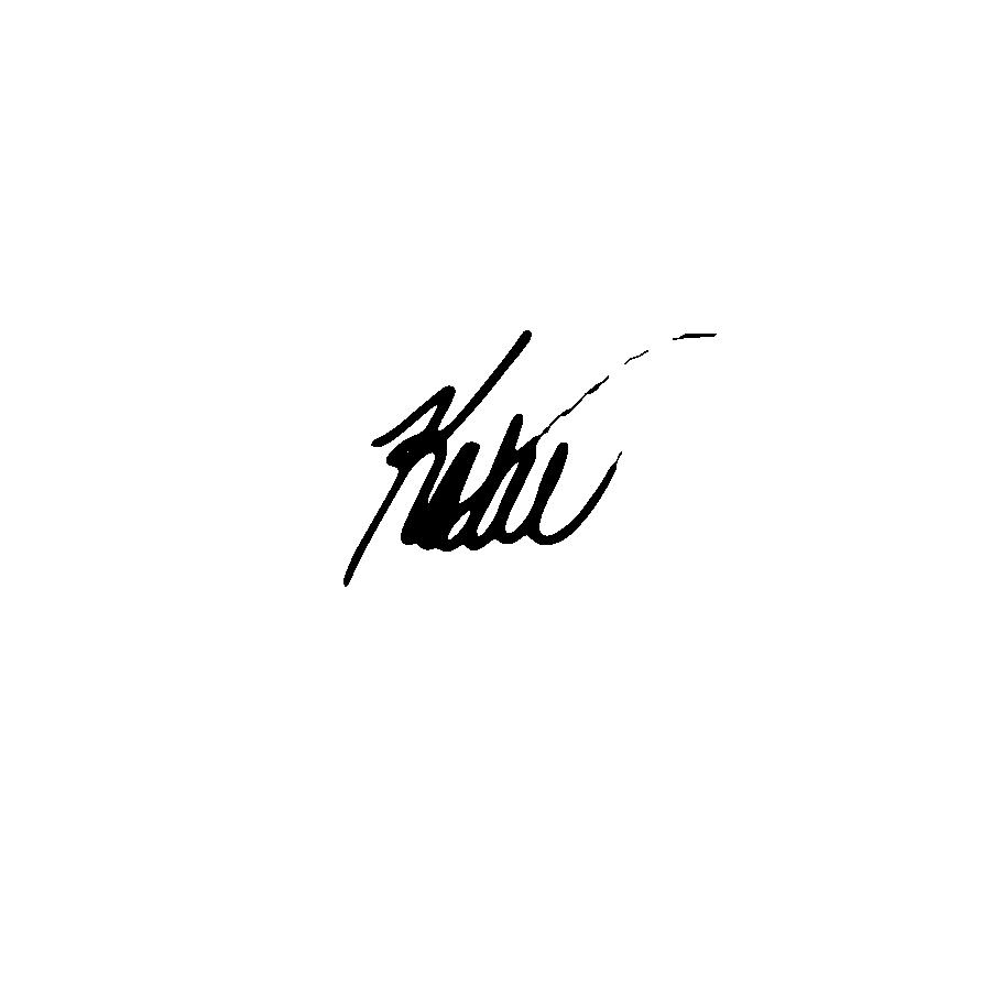 Katie Alexander Signature