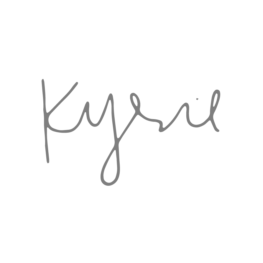 Kyrie Bussler Signature