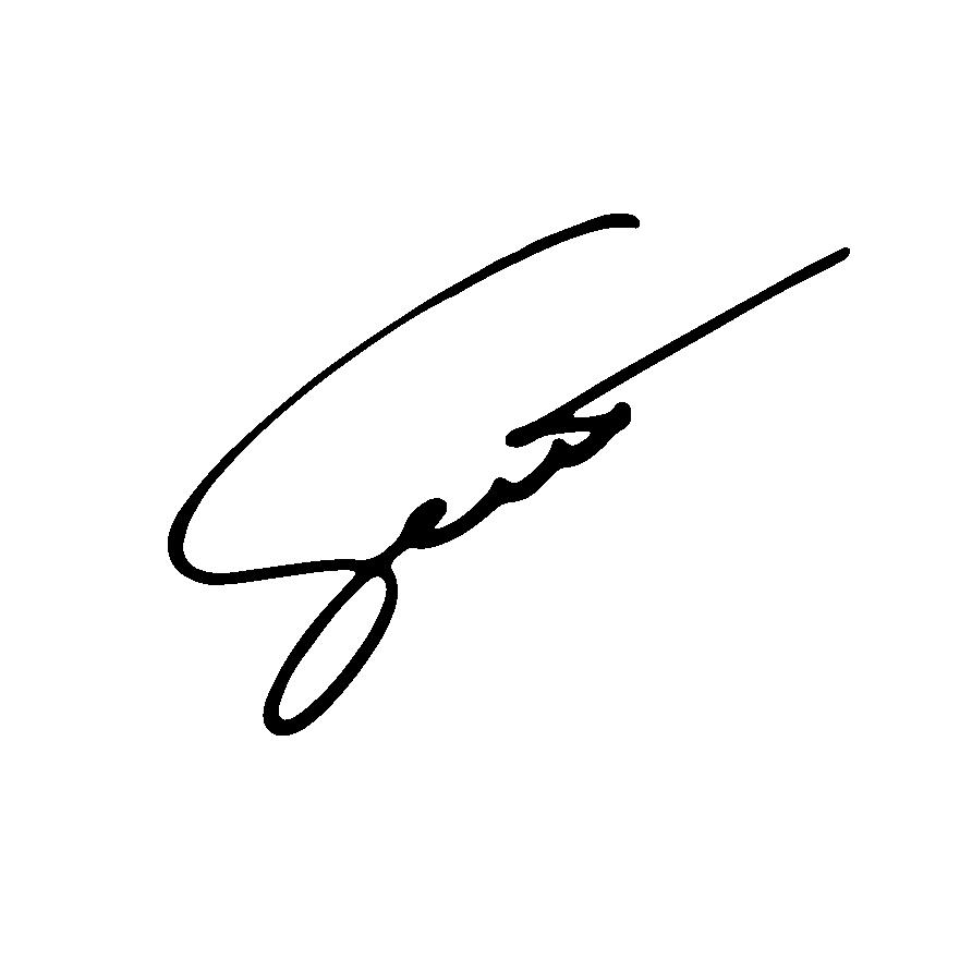 Scott Lawrence Signature