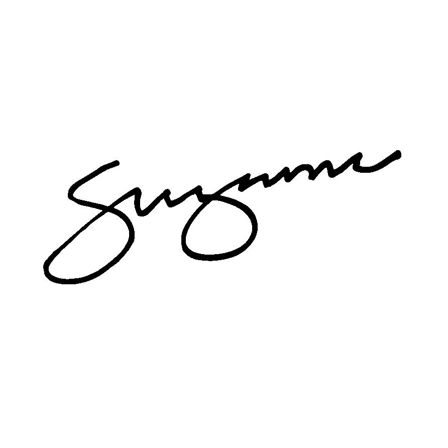 Suzanne Warwick Signature
