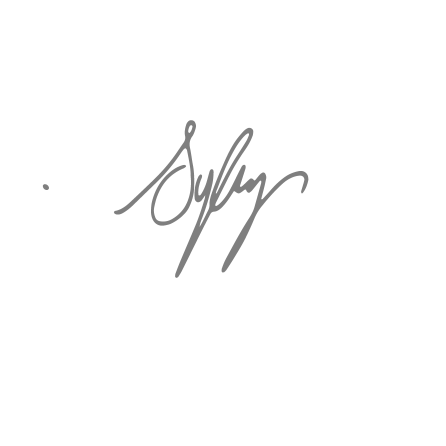 Sydney Bartunek Signature