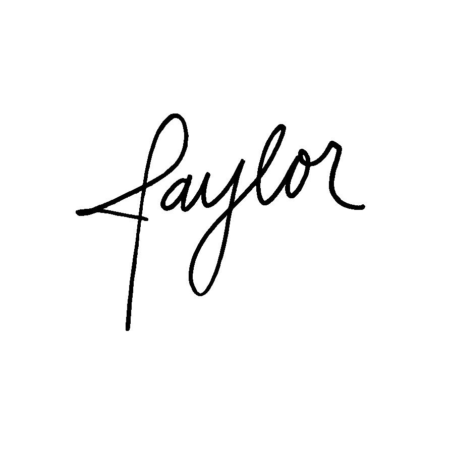 Taylor Vavra Signature