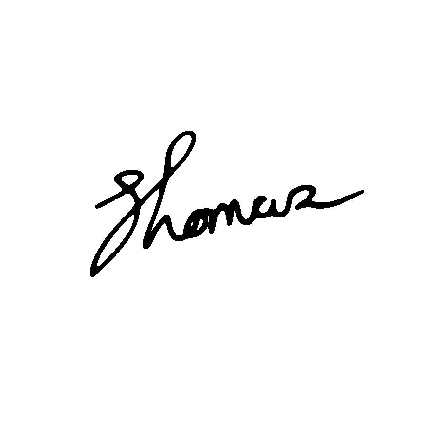 Thomas Ryan Signature