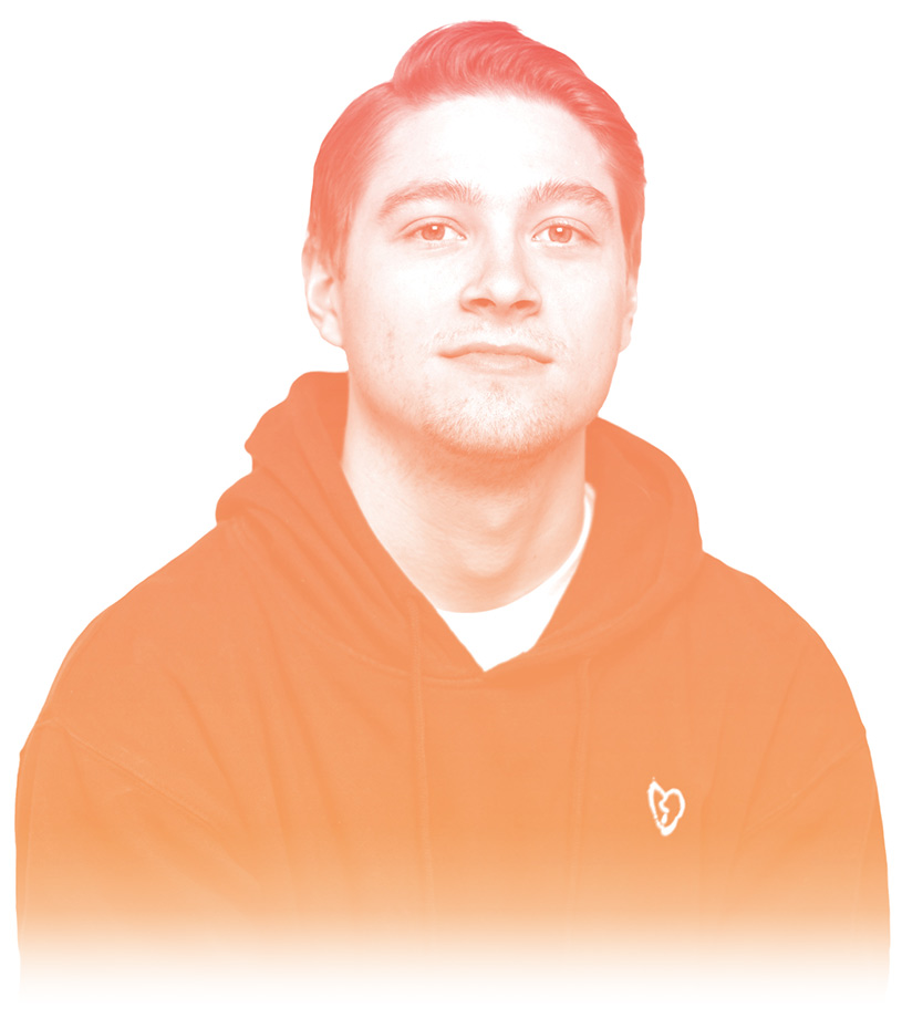 Mason Horacek - Professional Headshot