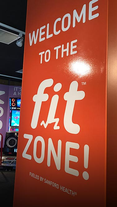 Sanford Health Fit Zone