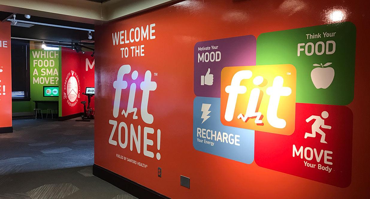 Sanford Health Fit Zone