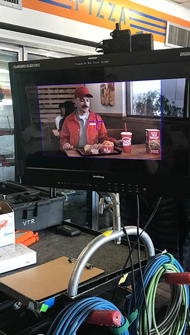 Behind the Scenes Taco Johns Shoot   Taco Johns