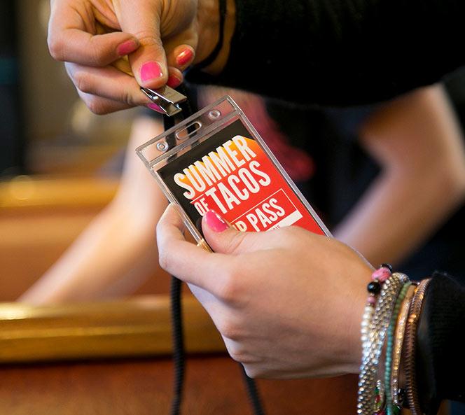 VIP Pass | Summer of Tacos