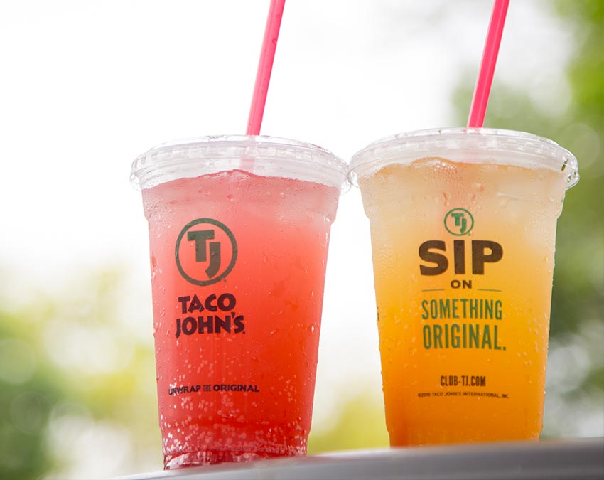 Taco Johns Drinks | Summer of Tacos