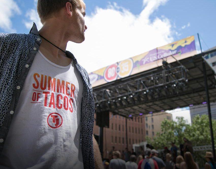 Summer of Tacos Concert