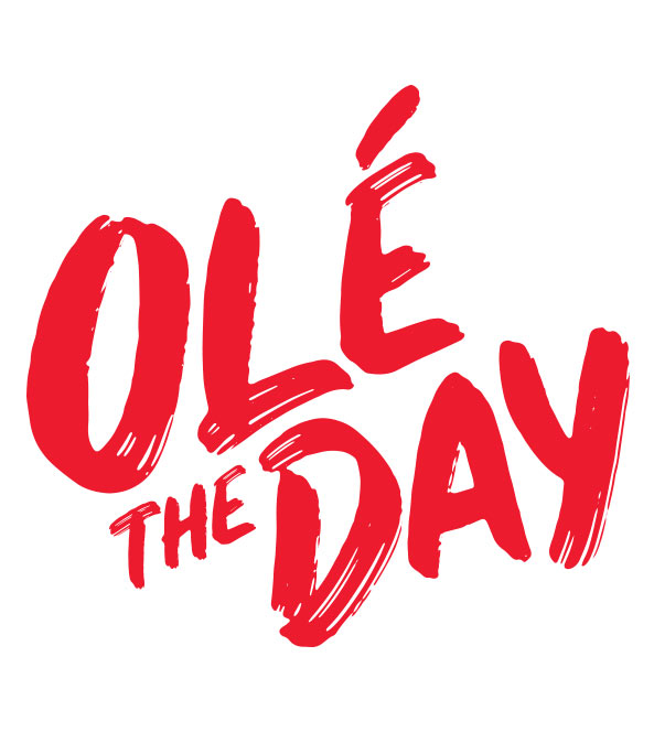 Ole the Day Logo | Taco Johns