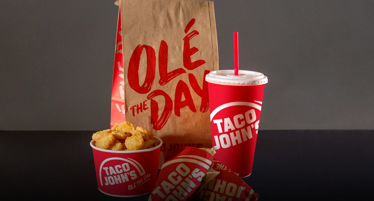 Ole the Day | Taco Johns