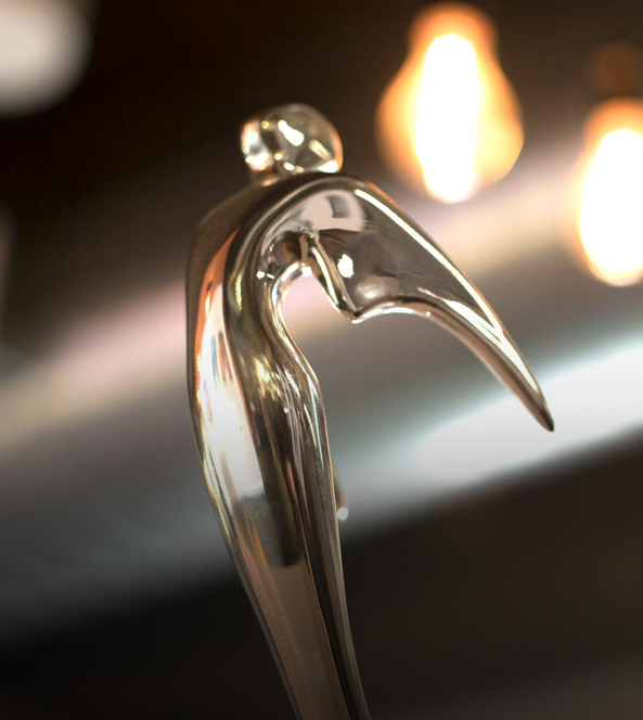 Award Statue | Telly Awards