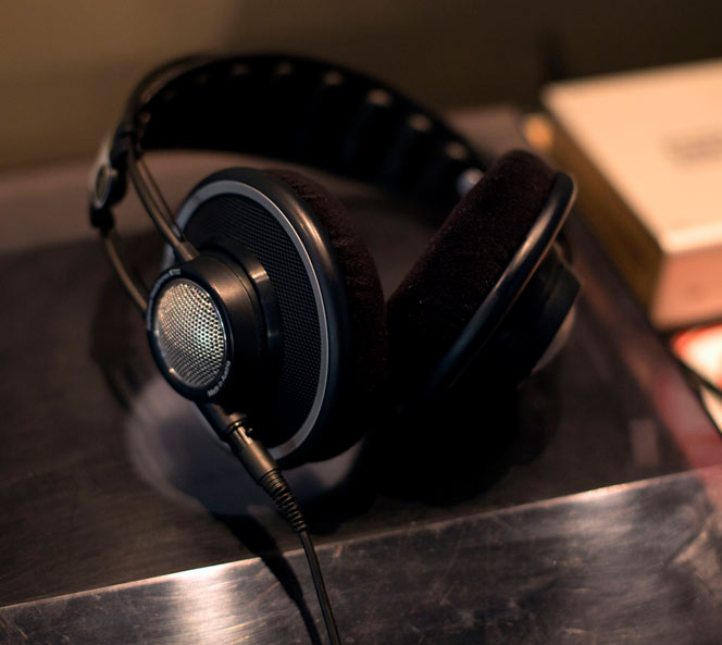 Headphones | Podcast Blog