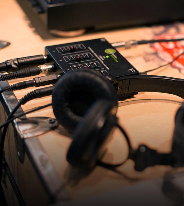 Headphones | Podcast Blog