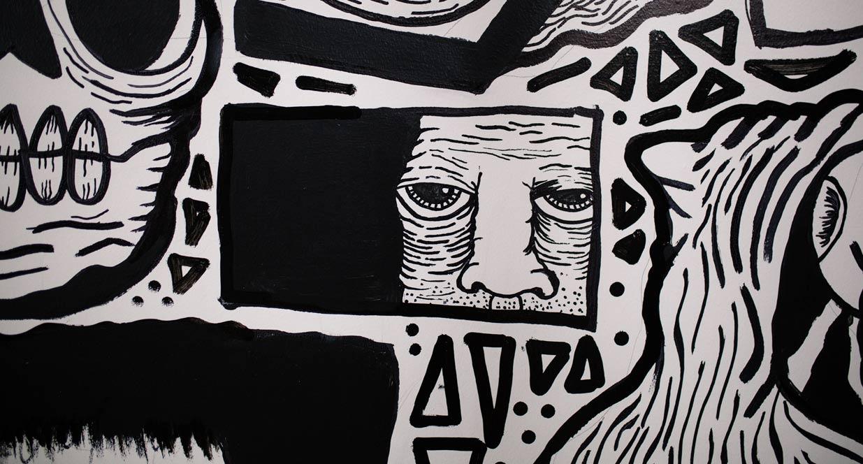 Groggy Man Drawing | Get Rad Blog