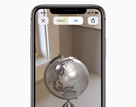 AR Globe