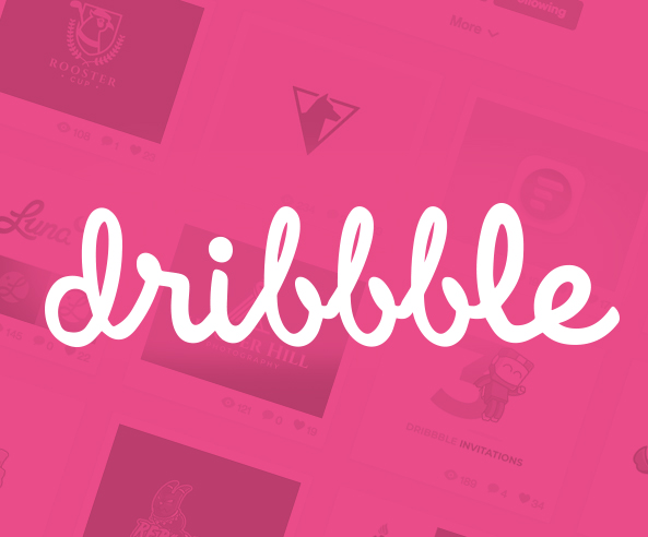 Dribble Graphic | Design Blog