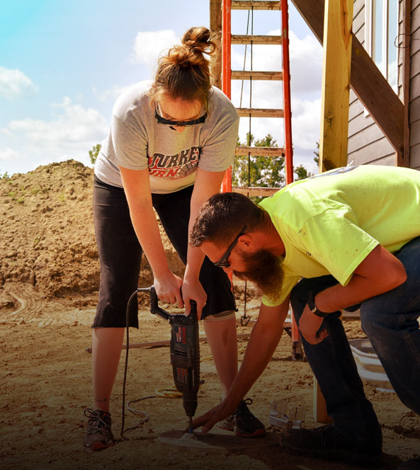 Habitat for Humanity | Volunteer Blog