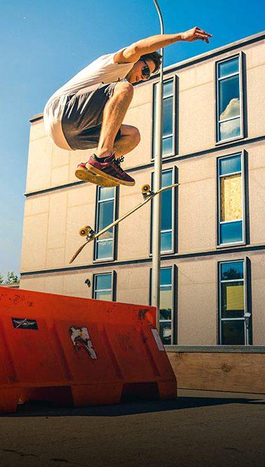 Skateboarding | Mason Unscripted