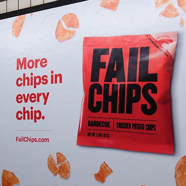 Cannes Chips | 20 Creative Instagram Accounts for Marketers