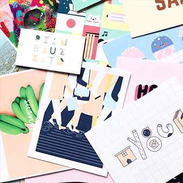 Cards | 20 Creative Instagram Accounts for Marketers