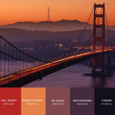 Canva Color Scheme | 20 Creative Instagram Accounts for Marketers