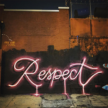 Respect Neon | 20 Creative Instagram Accounts for Marketers
