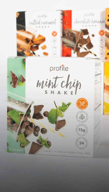 Mint Chip | Shake Packaging