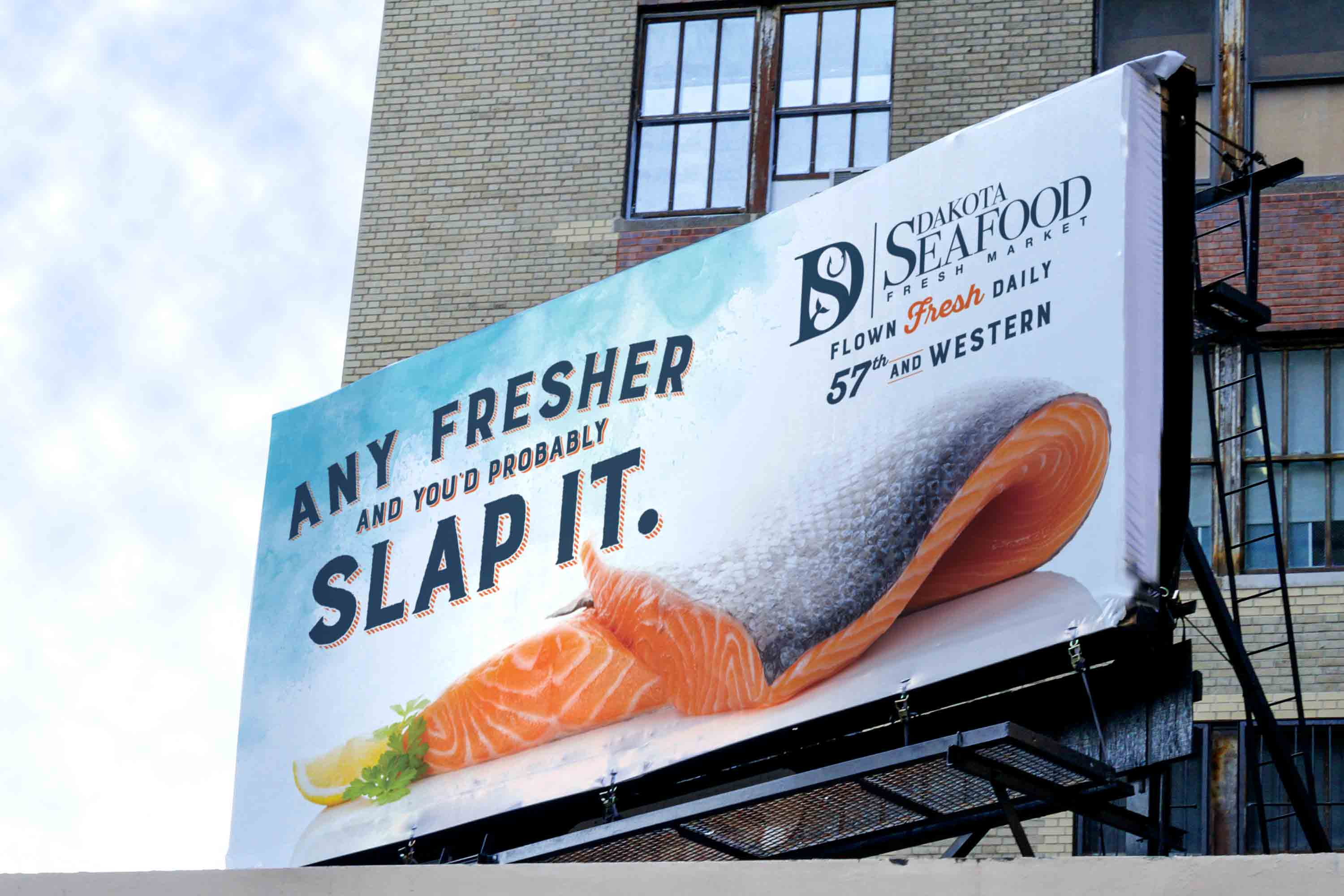 Billboard | Dakota Seafood