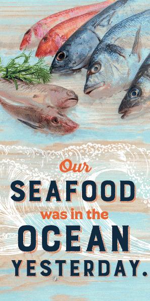 Banner Ad | Dakota Seafood