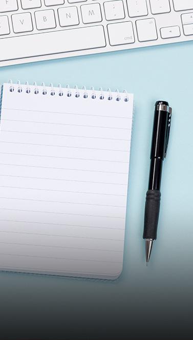 Notepad | Writers Block Blog