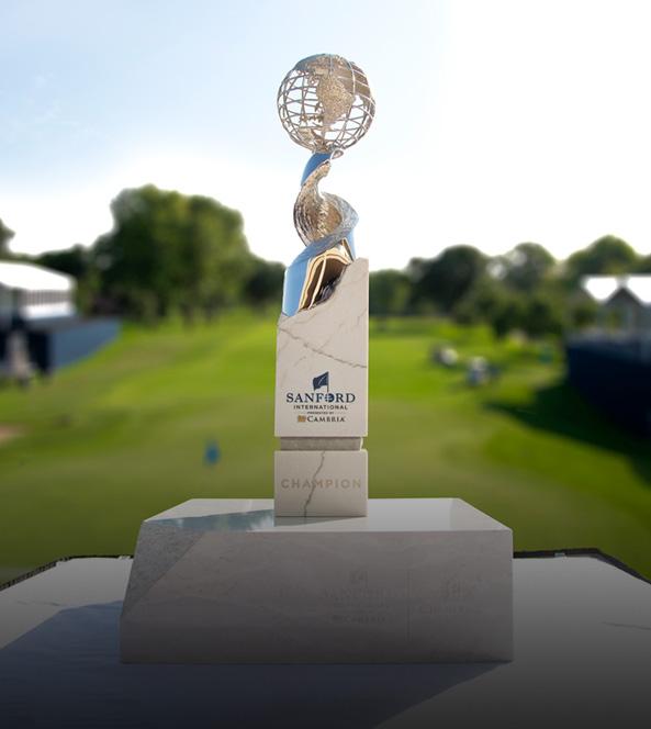 ProLinks Trophy   Sanford International